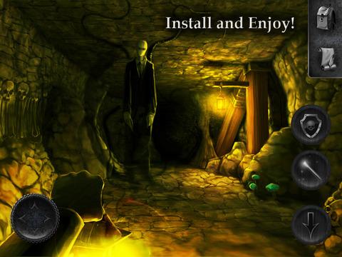Slender Man Origins 2 Saga Free: Real Horror Story screenshot 10