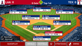 MLB Manager 2015 screenshot 1