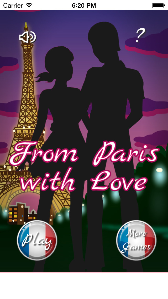 From Paris With Love Free Game !!! screenshot 1