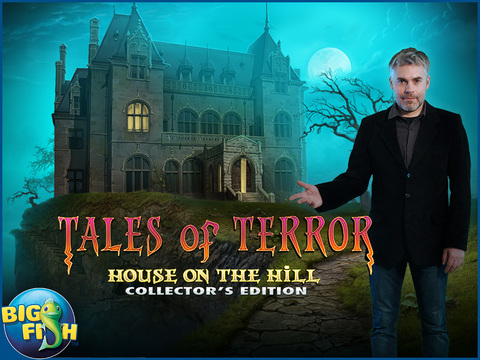 Tales of Terror: House on the Hill HD - A Scary Hidden Object Game screenshot 5