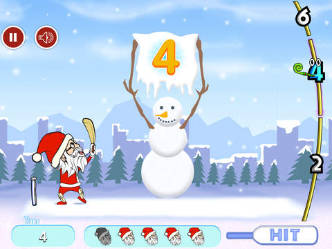 Fantastic Christmas Cricket Fever Pro screenshot 5