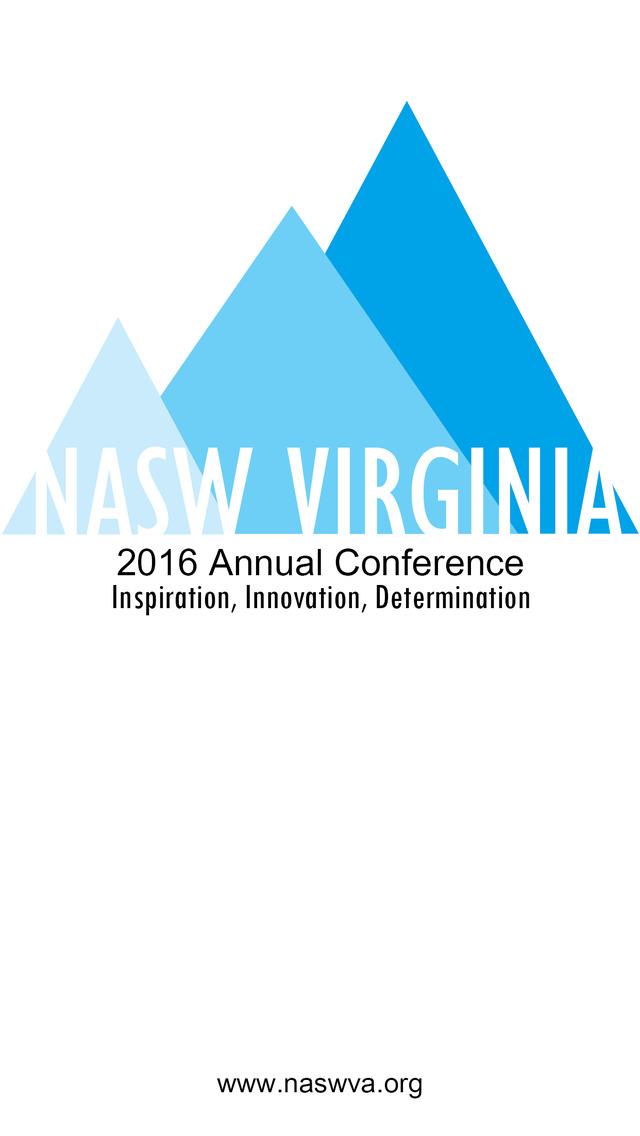 NASW-VA 2016 Annual Conference screenshot 1
