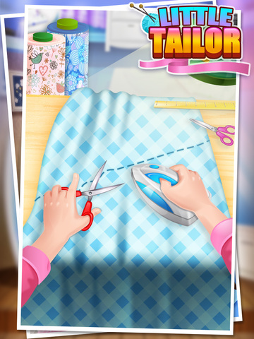 Little Tailor - Princess Fashion Outfit Designer screenshot 6