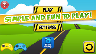 A Tiny Toy Cars Epic Hill Climb Hot Heroes Racing Game For Kids FREE screenshot 2
