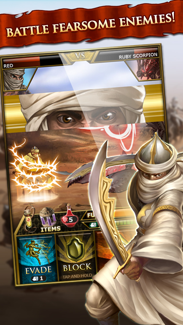 Swords of Fate screenshot 2