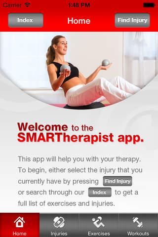 Smart Therapist - náhled