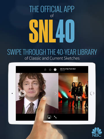 SNL: The Official Saturday Night Live App from NBC screenshot 6