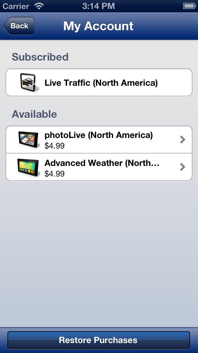 Garmin Smartphone Link screenshot 5