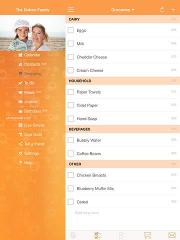 Cozi Family Organizer screenshot 9