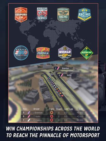 Motorsport Manager Mobile screenshot #5