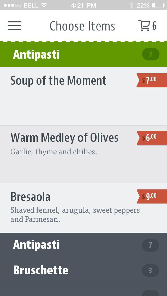 La Madia Restaurant screenshot 3