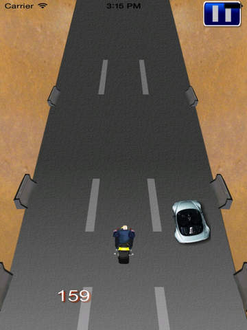 Motorcycle : Lightning Bike Rivals screenshot 7