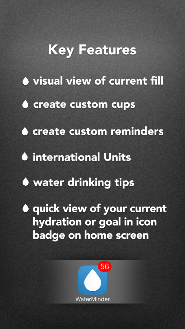 WaterMinder® screenshot 5