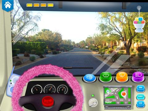 Kids Vehicles: Dora Ice Cream Truck! Counting Game screenshot 9