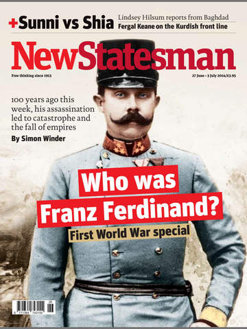 New Statesman & Archive screenshot 6