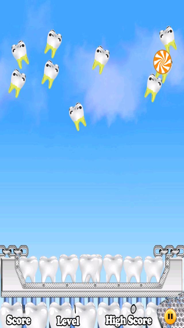 Free Game Plaque Attack Dentist Defense screenshot 3