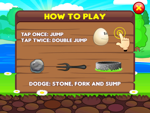 Egg Drop Run screenshot 6