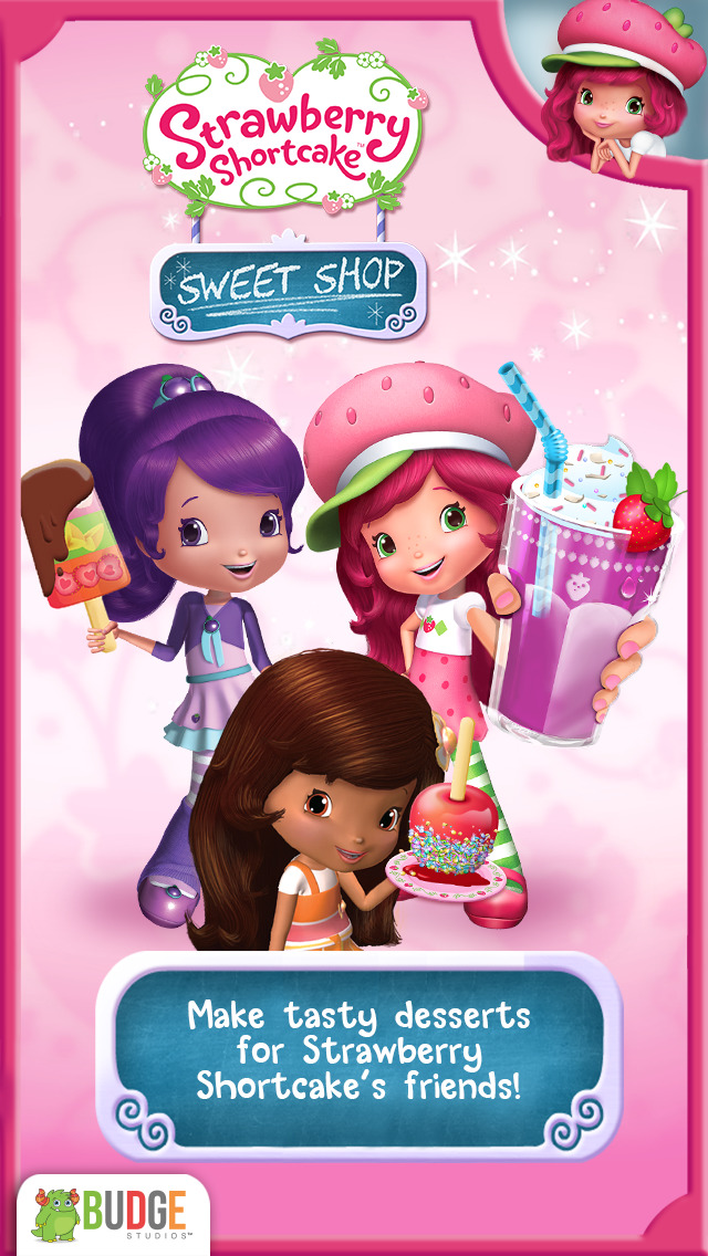 Strawberry Shortcake Sweets screenshot 1