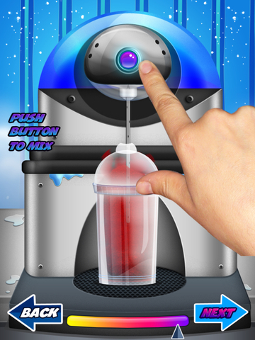 Cool Slushy Making Machine screenshot 9