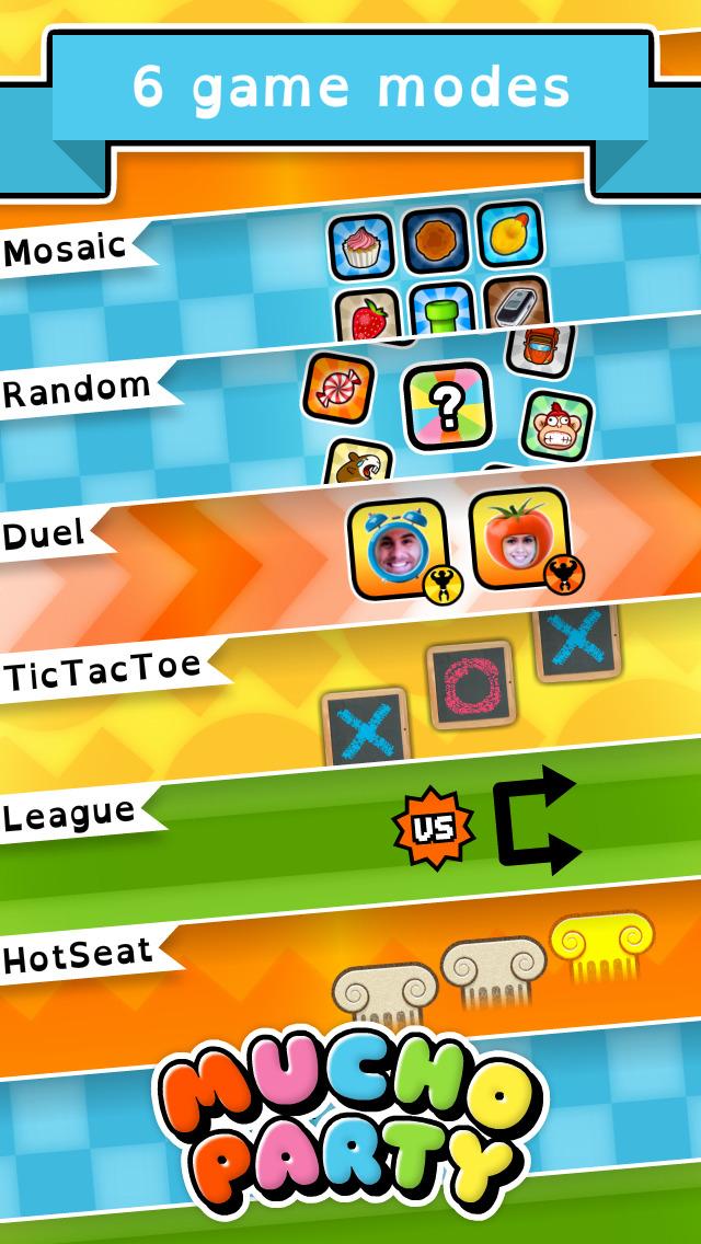 Mucho Party screenshot 4