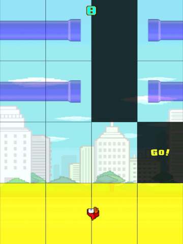 Flappy Red : A Family of Mini Bird Games screenshot 6
