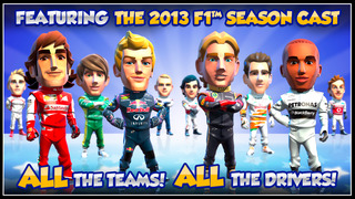 F1 Race Stars™ screenshot #3