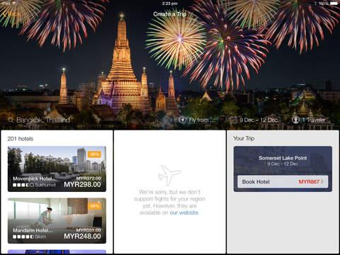 AirAsiaGo screenshot 10