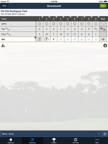 Chi Chi Rodriguez Golf Club screenshot 7