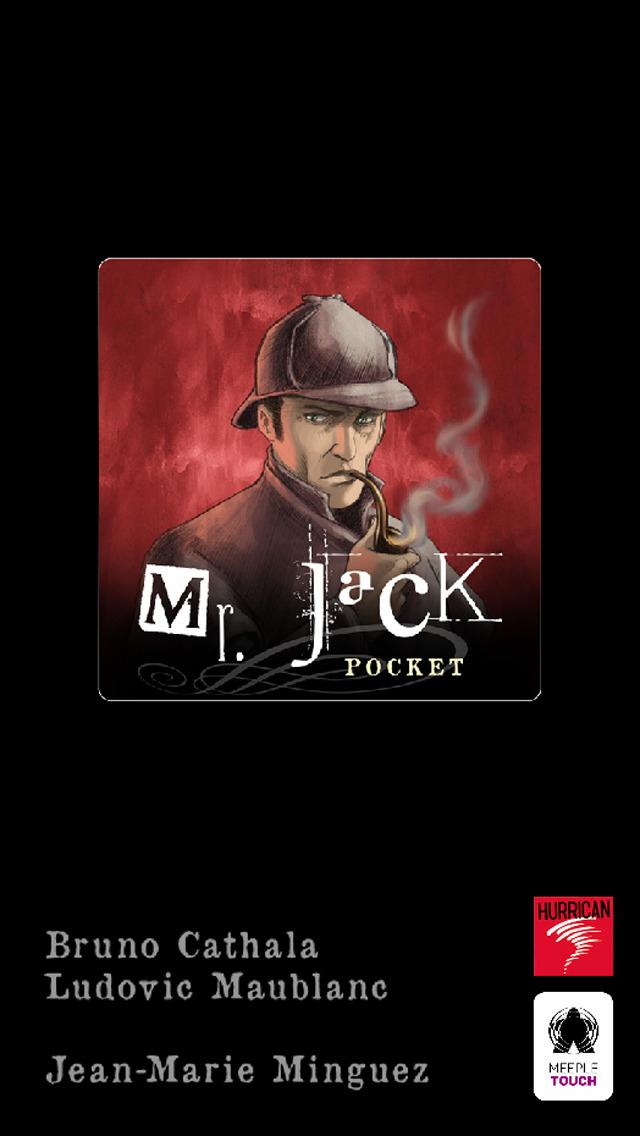 Mr Jack Pocket screenshot 1