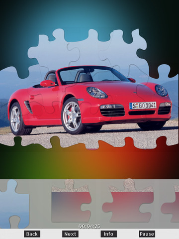 Cars Puzzles+ screenshot 8