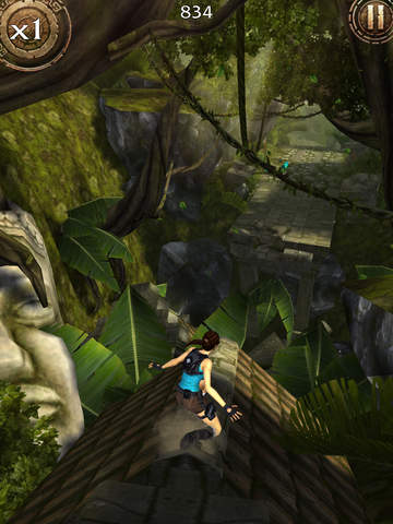 Lara Croft: Relic Run screenshot 8