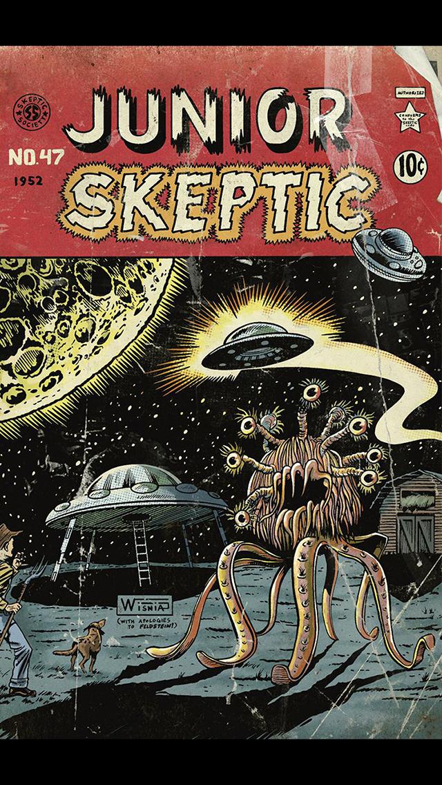 Skeptic Magazine screenshot 2