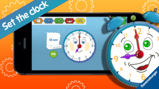 My first clock – Learn to tell the time screenshot 3