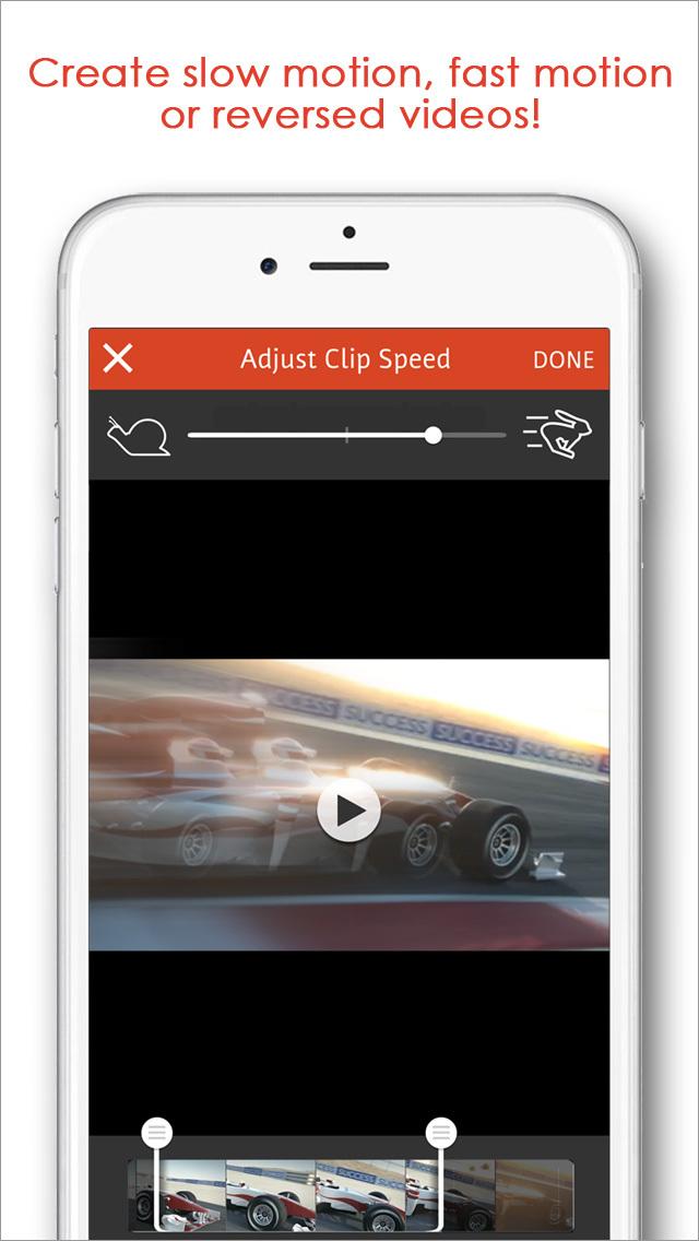 Videoshop - Video Editor screenshot 2
