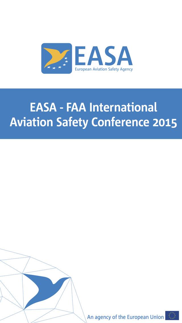 EASA Events App 2015 screenshot 1