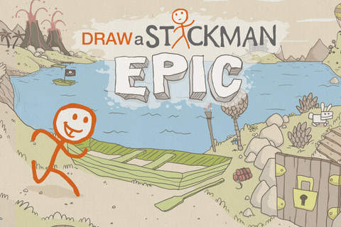 Draw a Stickman: EPIC - náhled