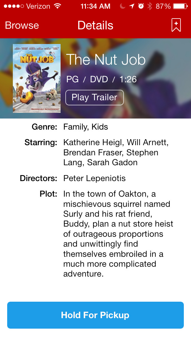 REDBOX: Rent, Stream & Buy screenshot 4