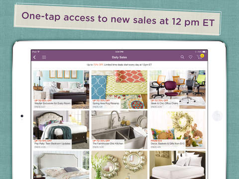 Wayfair – Shop All Things Home screenshot 7