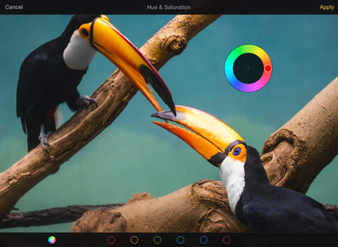 Pixelmator screenshot #4