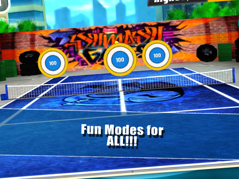 Tennis Pro 3D screenshot 8