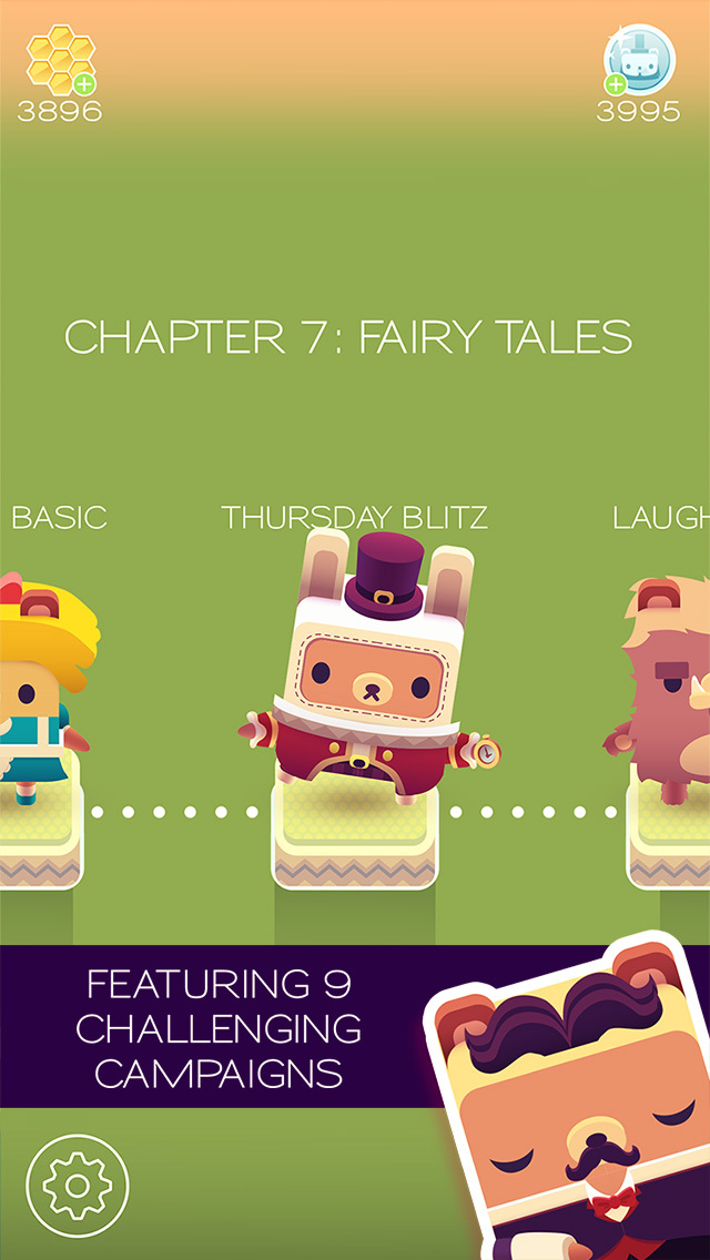 Alphabear: Word Puzzle Game screenshot 5