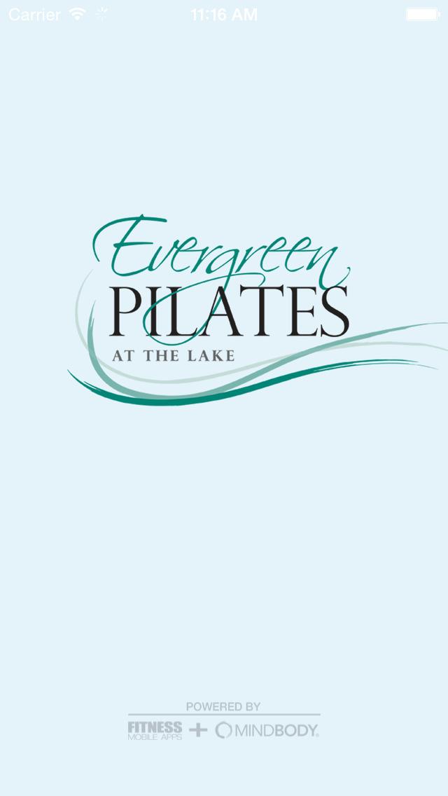 Evergreen Pilates screenshot #1