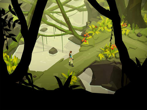 Lara Croft GO screenshot 6