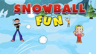 Snowball Fun screenshot 1