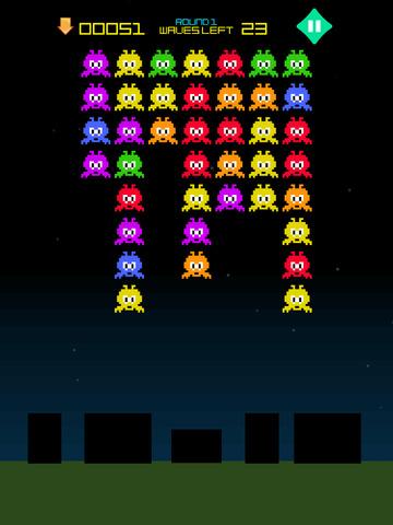 Earth Invasion - Galaxy Aliens vs United Alliance screenshot 9