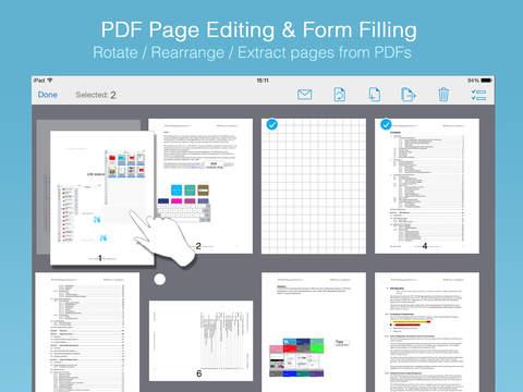 PDF Reader Premium – Scan, Edit and Sign PDFs screenshot 4