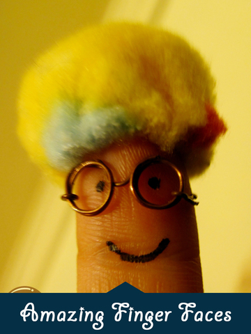 Cool Fingers Faces Paint Designs & Pictures Free screenshot 7