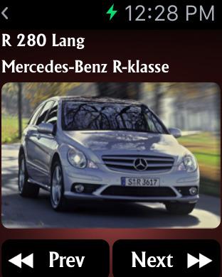 Specs Mercedes Benz Edition screenshot 12