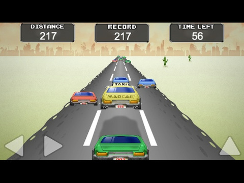 Mad Car FREE screenshot 10