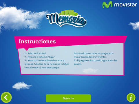 Memoria Movistar screenshot 7
